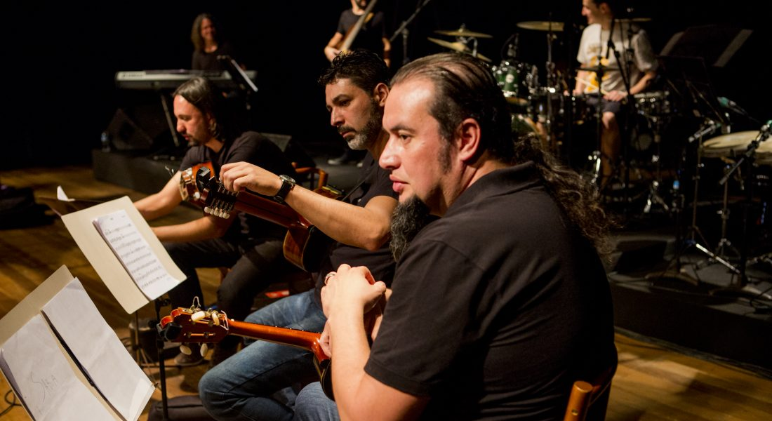 Lenine e Orquestra à Base de Cordas de Curitiba