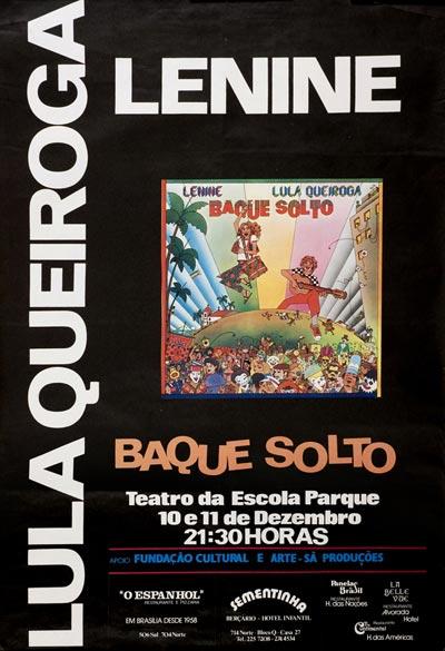 Lenine e Lula Queiroga | Show Baque Solto