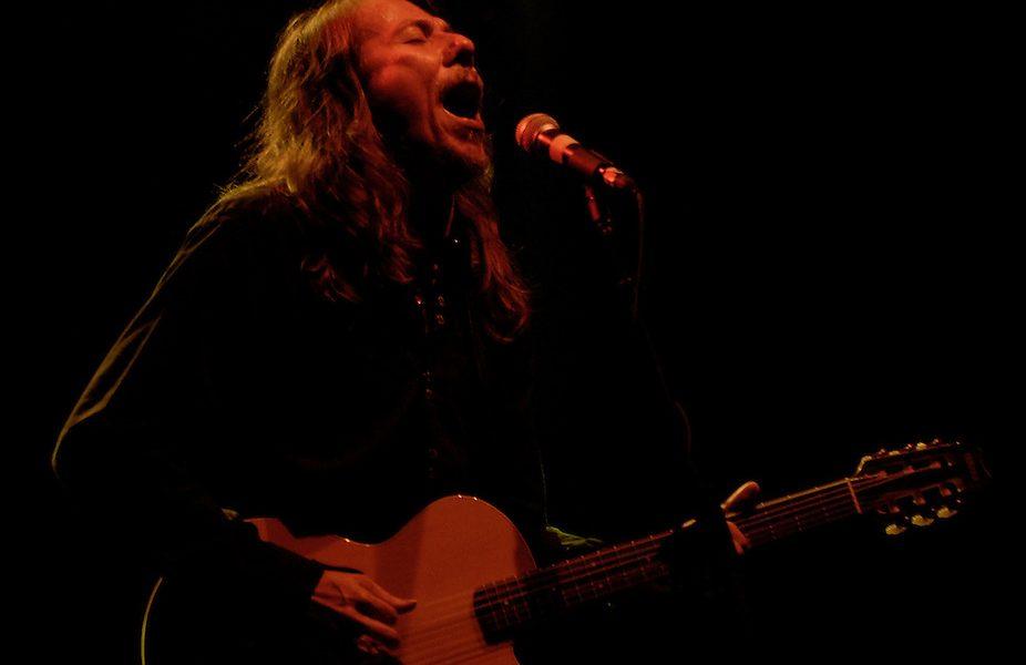 Voz e violão   GlobalFest - Nova York - EUA