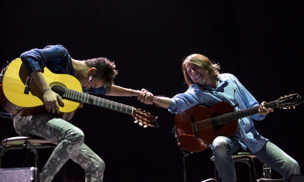 Lenine y Gadú - Cantautores | Teatro Nescafé de Las Artes - Santiago - Chile