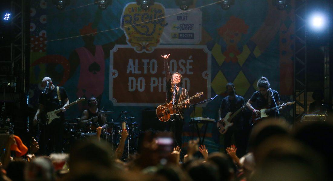 Lenine e Banda | Carnaval Recife PE
